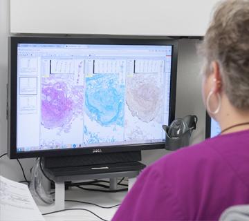 ePathology international digital pathology services, Cleveland Clinic Laboratories