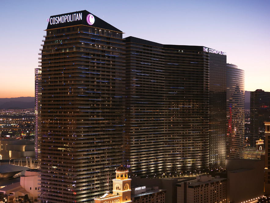 Cosmopolitan of Las Vegas, location of the 2018 Cleveland Clinic Multispecialty Pathology Symposium